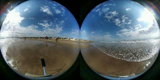 La Playa: VR inmersiva multisensorial